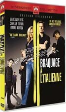 DVD *** BRAQUAGE A L'ITALIENNE *** neuf sous cello