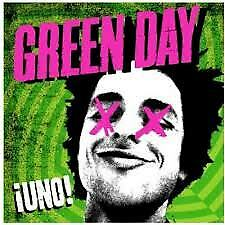 "CD GREEN DAY ""UNO"".New and sealed"