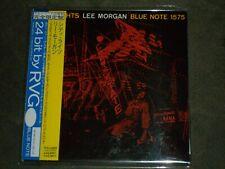 Lee Morgan City Lights Japan Mini LP