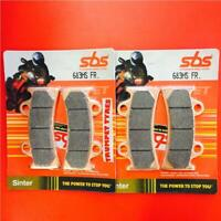 Yamaha YZF 750 R SP 93 > 97 SBS Front Brake Pads Set Sinter OE QUALITY 683HS