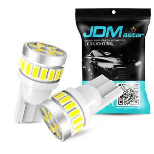 JDM ASTAR 921 912 6000K White 3014 SMD LED Backup Reverse Dome LED Light Bulbs