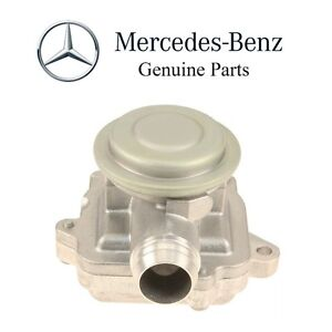 NEW Driver Left Air Pump Check Valve Genuine For Mercedes W204 R171 E350 S400