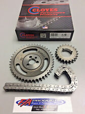 Cloyes Gear & Product 9-1100 Small Block Chevy Engines Street True Timing Set