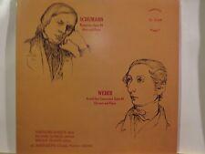 THEODORA & RICHARD SCHULZE BERNICE JACKSON WEBER SCHUM AMPHION LP 2149 N/M VINYL