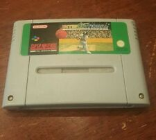 Action/Adventure Nintendo SNES Cricket Video Games