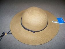 NWT Columbia Global Adventure Packable Hat Women's L XL ~ Omni-Shade 50 ~