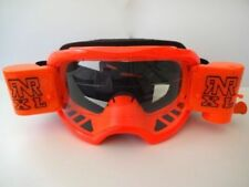 Rip - and - Roll RNR Colossus Xl OFF Motocross Gafas Naranja Neón 36mm