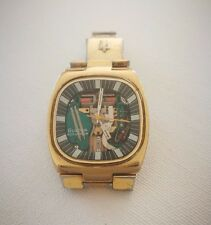 BULOVA ACCUTRON SPACEVIEW 'TRIPLE CUSHION' 214 Gent's Watch