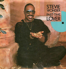 "Stevie Wonder - Part Time Lover - 7 "" Single"