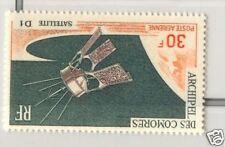 SPAZIO: SATELLITI - SATELLITE COMORO ISLANDS 1966