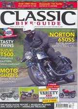 CLASSIC BIKE GUIDE- February 2013-(NEW/LATEST ISSUE)
