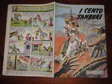 ALBI DELL'INTREPIDO N°574 DEL 15-1-1957 I CENTO TAMBURI