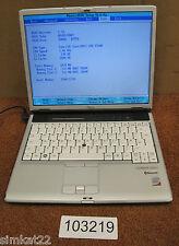 "FUJITSU Siemens Lifebook S7110 14 ""Laptop, Core 2 Duo 1,66 GHz,1 GB RAM,80 GB HDD"