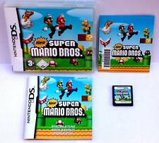 Juego: New Super Mario Bros para Nintendo DS Lite + + DSi + xl + 3ds + 2ds