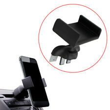 ABS 1x Utile Voiture Auto CD Slot Mount Holder Support 360 º pour Smart Téléphone Portable GPS