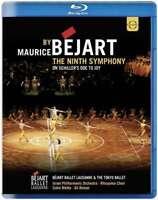 Zubin Mehta - The Ninth Symphony por Maurice Nuevo Blu-Ray