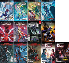 AMAZING SPIDER-MAN #16 17 18 19 20 21 CLONE CONSPIRACY 1 2 3 DEAD NO MORE SET/13