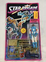 Roadblock Star Brigade 1993 Vintage GI Joe MOC new sealed