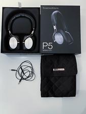 Bowers & Wilkins P5 Headphones - Black