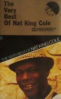 The Very Best Of Nat King Cole Cassette.Capitol TC E ST 23165.Unforgettable +