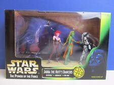 new POTF star wars JABBA HUTTS DANCERS action figure set POWER OF THE FORCE 03A