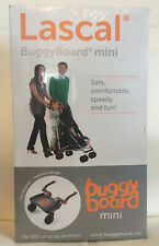 Lascal BuggyBoard Mini, Black, Universal Ride-On Stroller Board - Brand New!