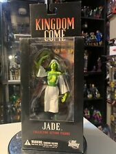 "2006 DC DIRECT KINGDOM COME (ALEX ROSS) JADE 6"" ACTION FIGURE PRE-OWNED"