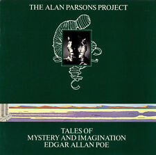 The Alan Parsons Project-Tales of mystery and imagination CD (1976) Neuf & neuf dans sa boîte