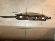 lineman's climbing belt, Bashlin, Deluxe 160N, Top Quality, Size D26