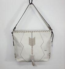 Kensie Polanium Hobo Shoulder Bag Handbag Purse Faux Leather $80 New