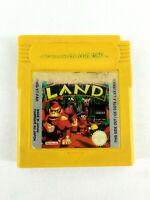 Jeu Game Boy en loose VF  Donkey Kong Land  FAH  Envoi rapide et suivi