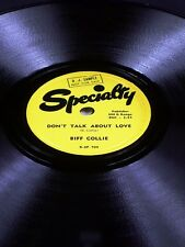 Specialty Promo 709 Biff Collie Honky Tonk Everybody Wants Me But You 78 E