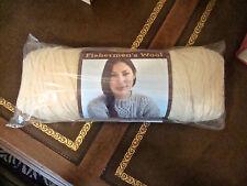 Lion Brand Fishermen's Wool Yarn 8 ounces Aran