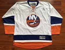 New York Islanders Jersey Sz XL Reebok NWOT NHL White