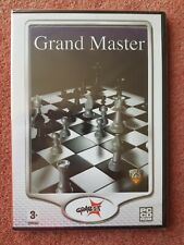 Grand Master (CHESS) FOR PC CD ROM