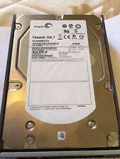 IBM 46Y0297 450gb 15k FC 46Y0296 2863-4007 Hard Drive w/Tray nSeries ST3450857FC