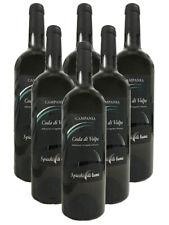 VINO BIANCO Coda di Volpe campania IGP x 6 bottiglie 0.75ml