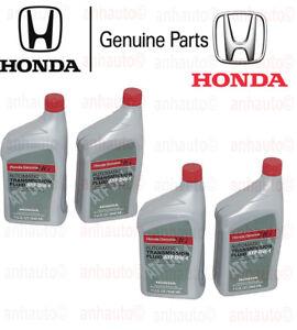 Honda Genuine 08200-9008 Automatic Transmission Fluid ATF DW-1  4-Quarts