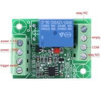DC12V Interruttore Elettronico Controllo Relè Bistabile Modulo Trigger-Action