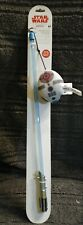 Star Wars Lightsaber and Training Orb Light-up Cat Teaser Wand Toy Hard to Find
