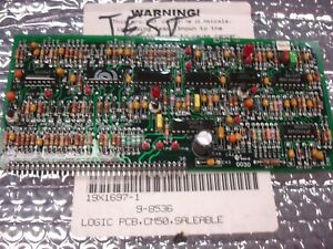 USED Thermal Dynamics  9-8536 Logic PCB Board Cutmaster 50 Test Facility Board