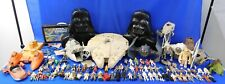 Huge Vintage Star Wars Lot Vehicles, Cases, Accessories & 80 Figures Kenner