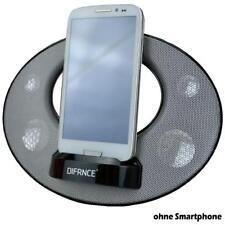 Lautsprecher für Handys Speaker Sound Box Boxen Musikboxen Dockingstation iPhone