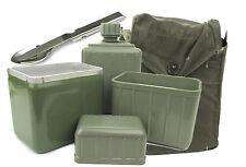 Serbian Mess Kit - Genuined Used European Military Surplus - Nice Collector Item