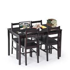 tisch stuhl sets g nstig kaufen ebay. Black Bedroom Furniture Sets. Home Design Ideas