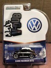 Greenlight  Club V-Dub Series 8 Volkswagen Beetle New Brunswick Canada Police