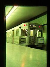 Ht17 Original Slide Bus Trolley Subway Finch Via University St Patrick Station D