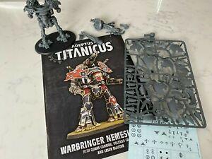 Nemesis Warbringer Titan for Adeptus Titanicus Horus Heresy Warhammer 40k 30k