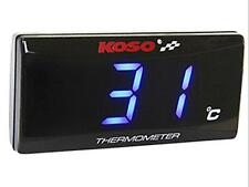Scooter Motorcycle KOSO Water Thermometer / Water Temperature Gauge M10 thread
