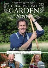 Great British Garden Revival Wild Flowers With Monty Don DVD R4